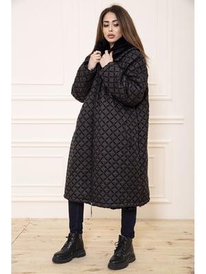 Пальто черное | 5663926