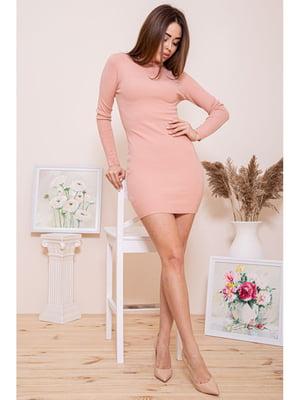 Сукня персикового кольору | 5663960