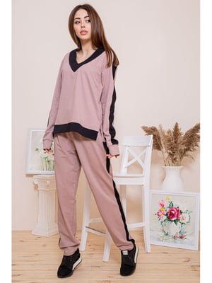 Костюм: свитшот и брюки | 5664111