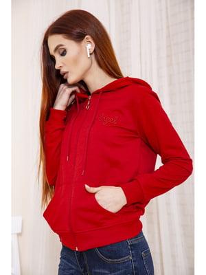 Толстовка червона | 5664157