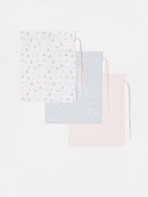 Набір сумок-мішків (3 шт) | 5650974