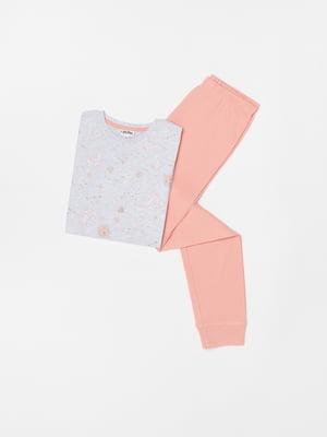 Пижама: джемпер и брюки | 5651017