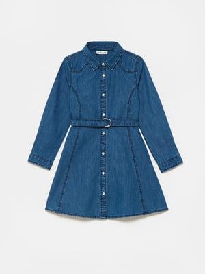 Сукня синя | 5651045