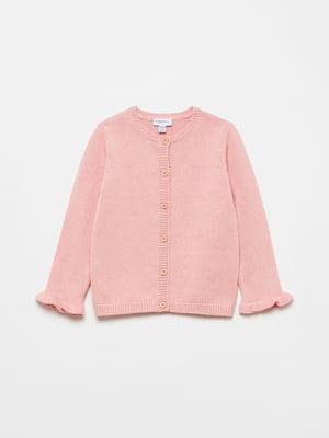 Кофта розового цвета | 5651117