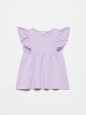 Блуза бузкового кольору | 5651126