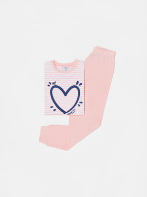 Пижама: джемпер и брюки | 5651141
