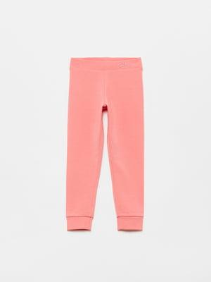 Леггинсы розового цвета | 5651155