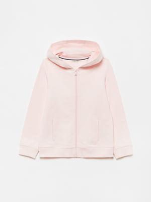 Толстовка рожевого кольору | 5651164