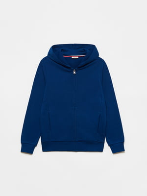 Толстовка синяя | 5651183