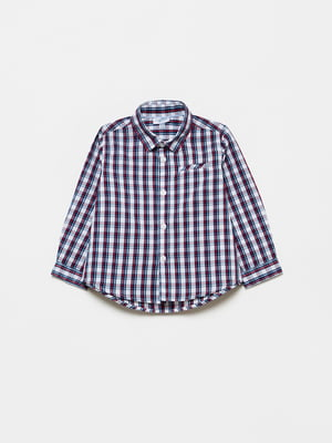 Рубашка в клетку | 5651207