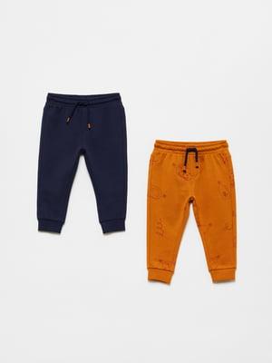 Набор брюк спортивных (2 шт) | 5651253