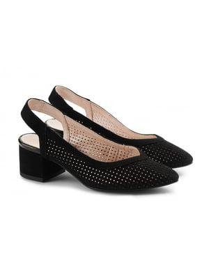 Туфлі чорні | 5664939