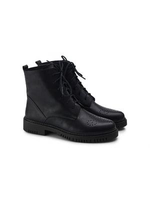 Ботинки черные   5664940
