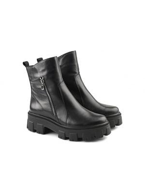 Черевики чорні | 5664942