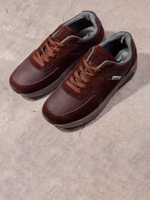 Кросівки коричневі | 5642627