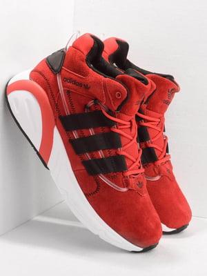Кросівки червоні | 5642635