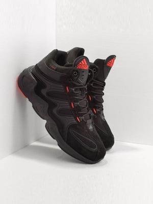 Кросівки чорні | 5642636
