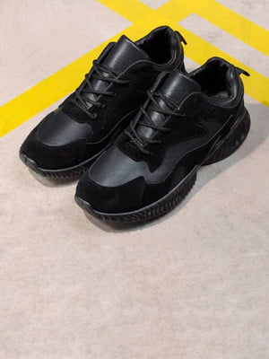 Кроссовки черные | 5642649
