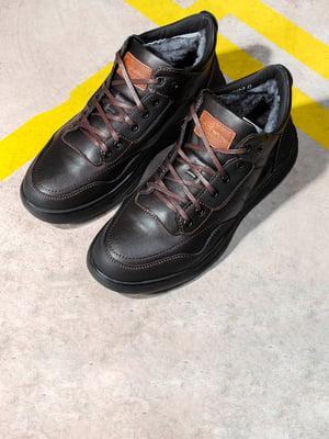 Кросівки коричневі | 5642703