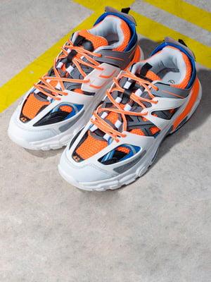 Кроссовки разноцветные | 5642711