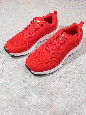 Кросівки червоні | 5642985