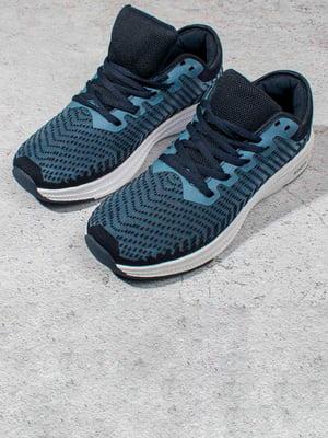 Кроссовки синие | 5642987