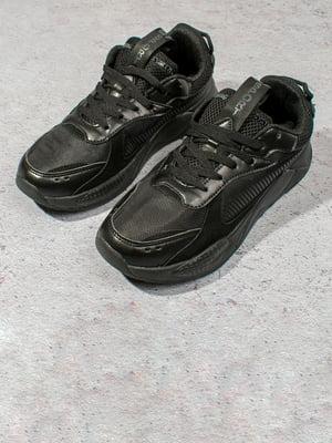 Кросівки чорні | 5642993