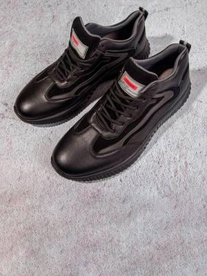 Кроссовки черные | 5643037