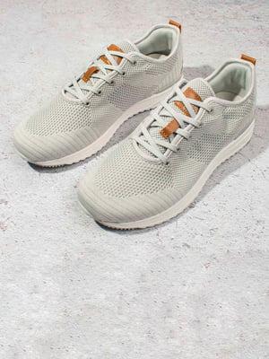 Кросівки сірі | 5643199