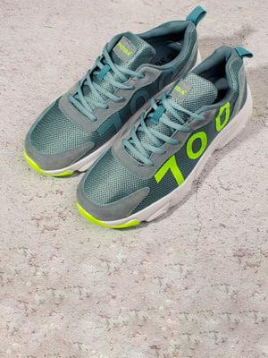 Кросівки блакитні | 5643258