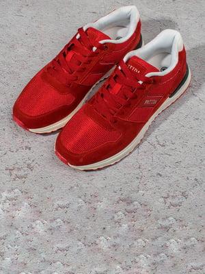 Кроссовки красные | 5643264