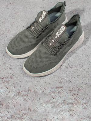 Кросівки сірі | 5643268