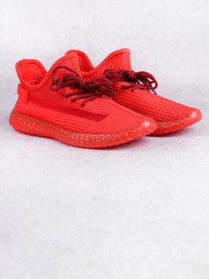 Кроссовки красные | 5643323