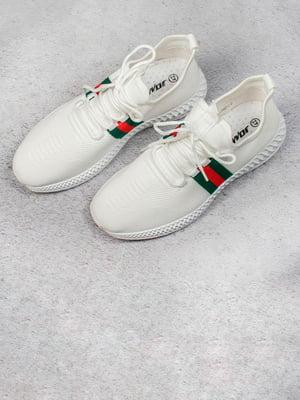 Кроссовки белые   5643344