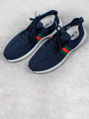 Кроссовки синие | 5643345