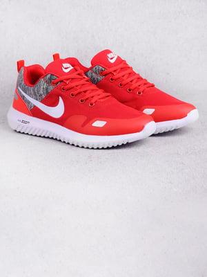 Кроссовки красные | 5643362