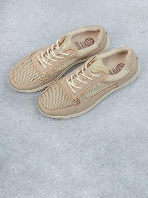 Кросівки бежеві   5643372
