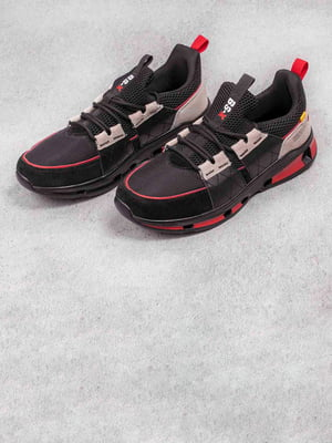 Кроссовки черные | 5643458