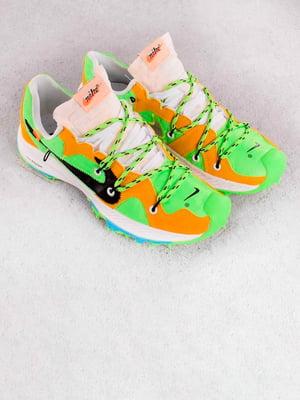 Кроссовки разноцветные | 5643491