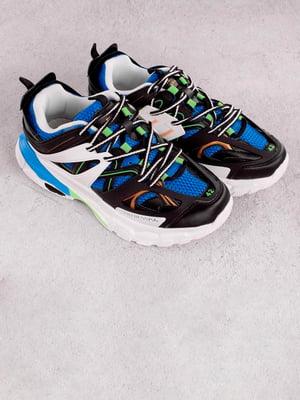 Кроссовки разноцветные | 5643506