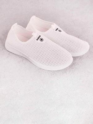Кроссовки белые   5643593