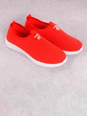 Кроссовки красные | 5643595