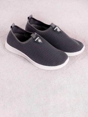 Кросівки сірі | 5643597