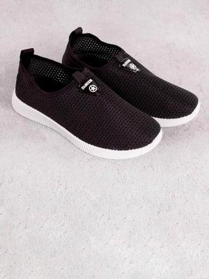 Кросівки чорні   5643598