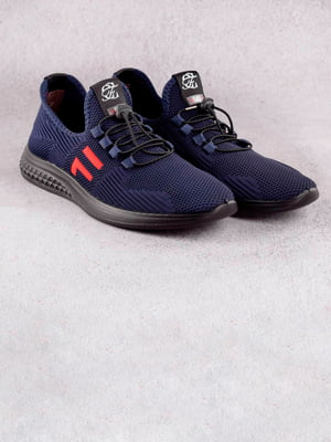Кроссовки синие | 5643670