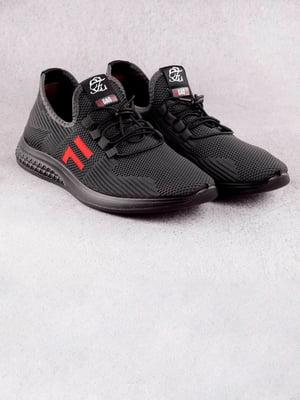 Кроссовки черные | 5643671