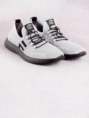 Кросівки сірі | 5643672