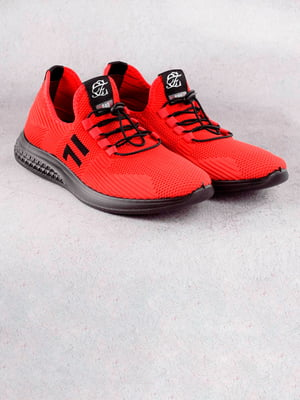 Кроссовки красные | 5643675