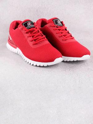 Кроссовки красные | 5643681