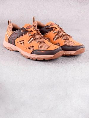 Кроссовки оранжевого цвета | 5643685
